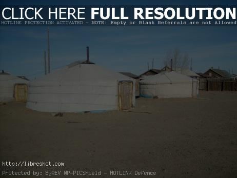 Yurts – Gers