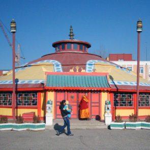 Buddhist Monastery Dashchoilin