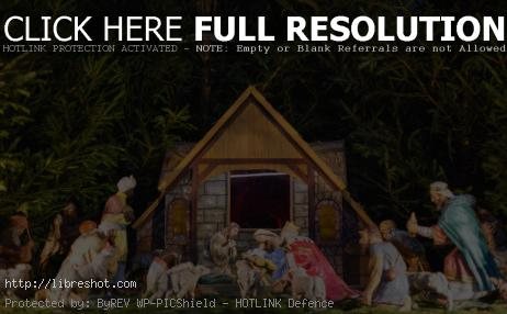 Nativity Scene | Free Images For Commercial Use