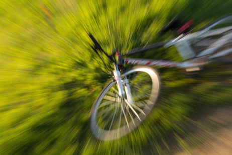 Free Image: Bicycle Accident | Libreshot Public Domain Photos