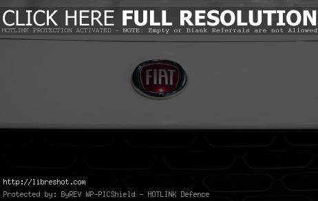 Fiat Car Emblem | Free Images For Commercial Use