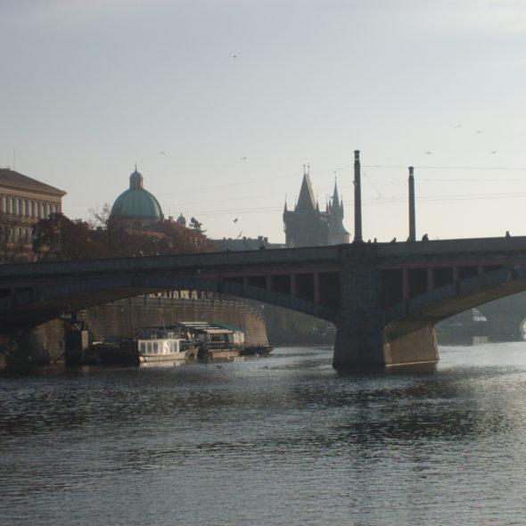 Prague – Vltava river