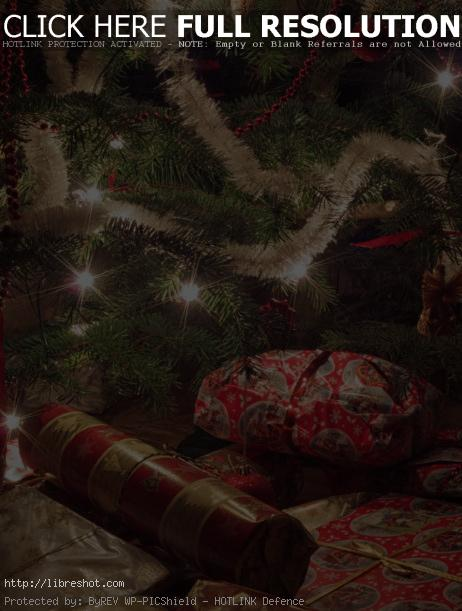Free image of Christmas Gifts Under The Tree