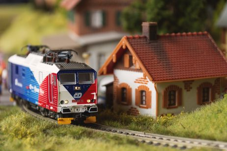 FREE IMAGE: Train model | Libreshot Public Domain Photos