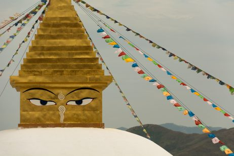 FREE IMAGE: Eyes of the buddha on the stupa | Libreshot Public Domain Photos