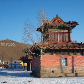 Buddhist monastery Dambadarjaa
