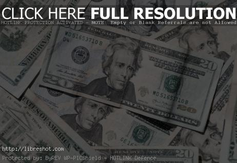 Free image of Money American Dollar Background