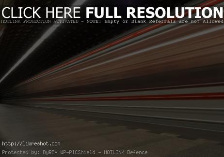 Free image of Metro In Motion