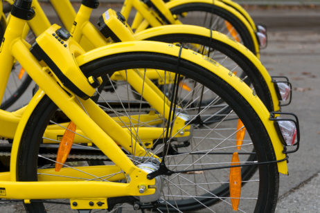 Free image of Urban Bike-Sharing