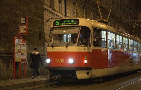 Free Image: Tramway in Prague | Libreshot Free Stock Photos