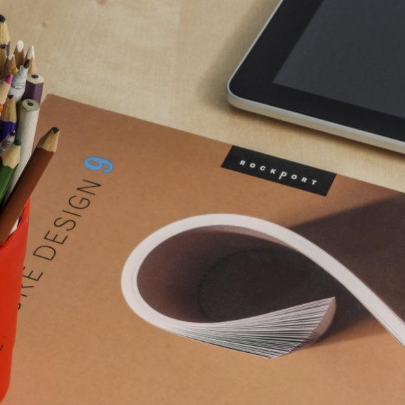Design studio desk