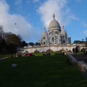 Sacré-Cœur Basilica in Paris