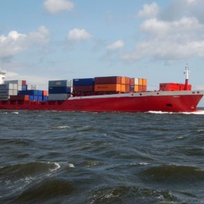 Container Ship – Freighter