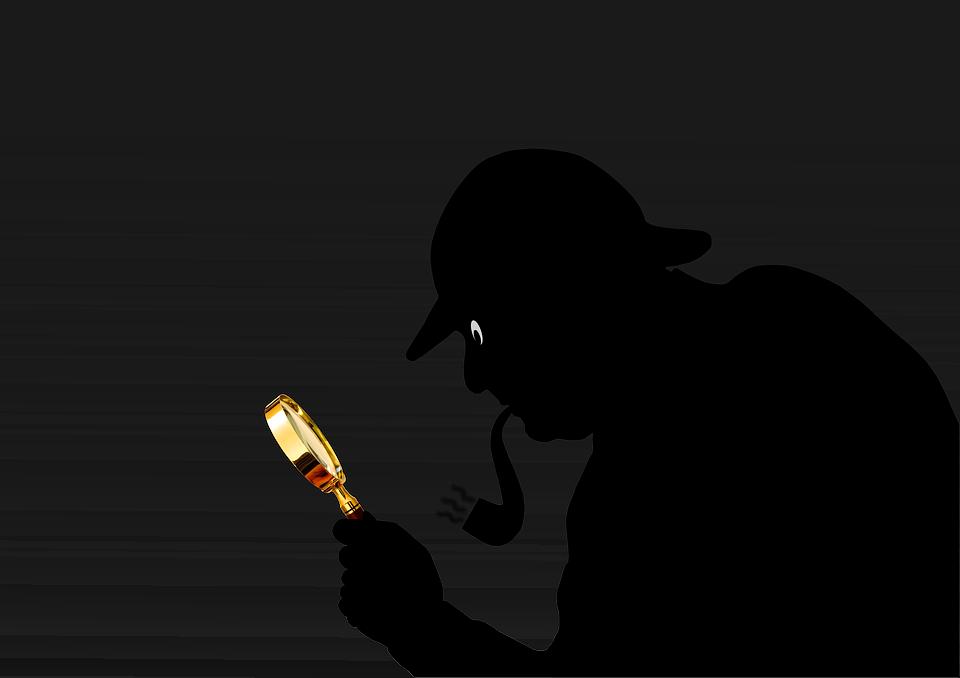 sherlock holmes, detective, investigators