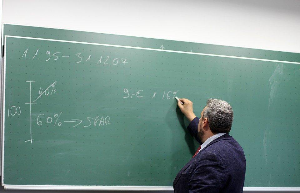 teacher, board, tutor
