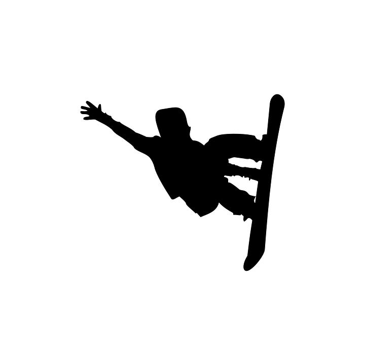 snowboarding, boarder, skiing