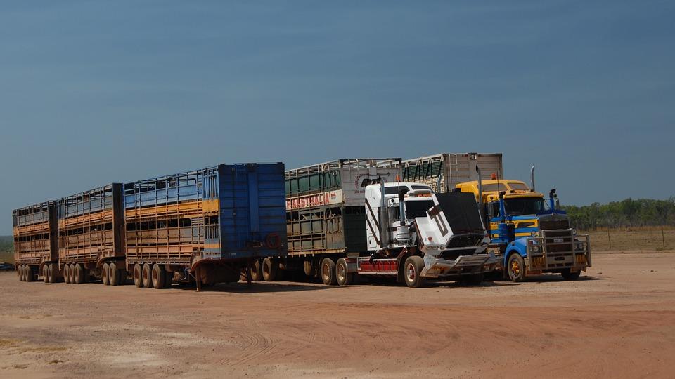 truck, semi trailers, australia