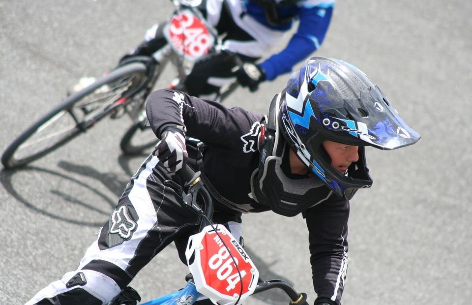 bmx, sport, racing