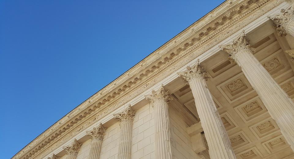 architecture, architecture column, building construction