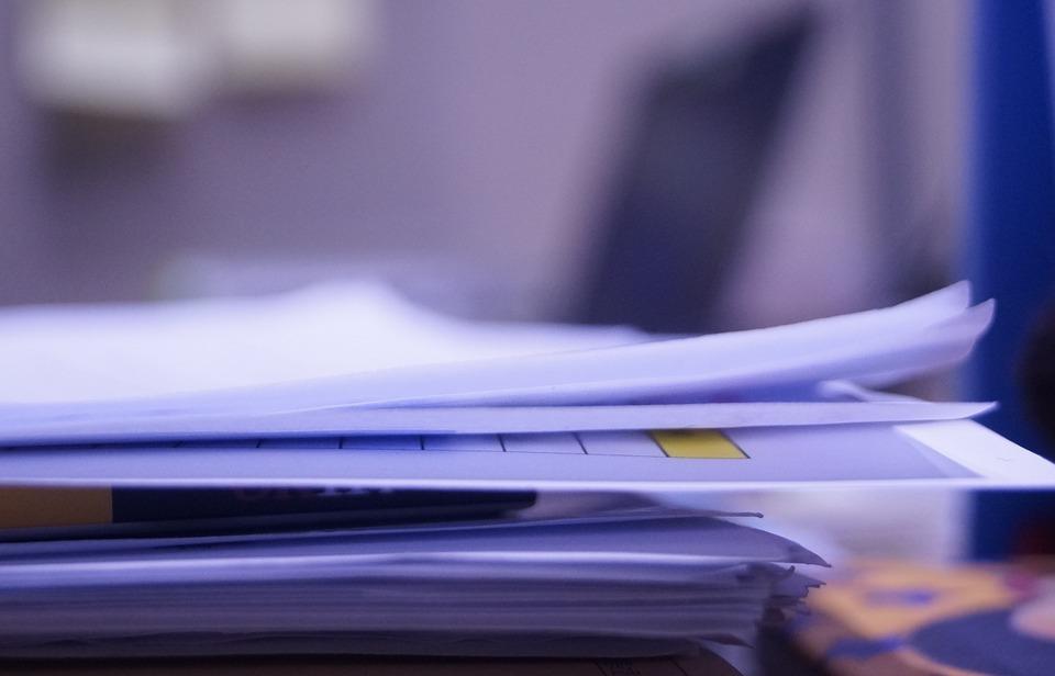 office, office worker, headache