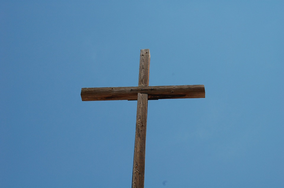 cross, worship, christian