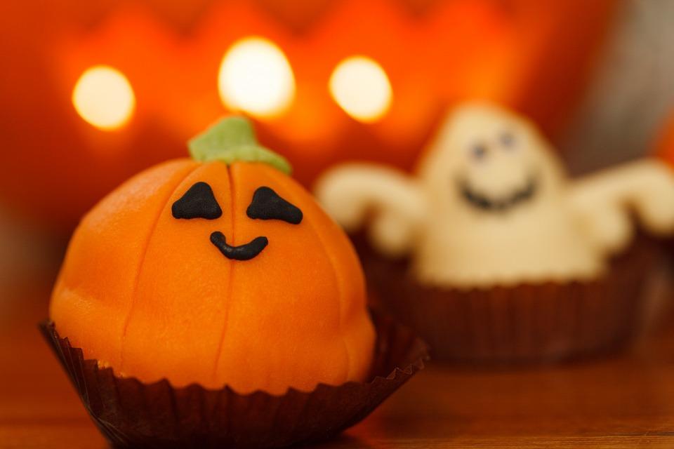 sweet, food, halloween