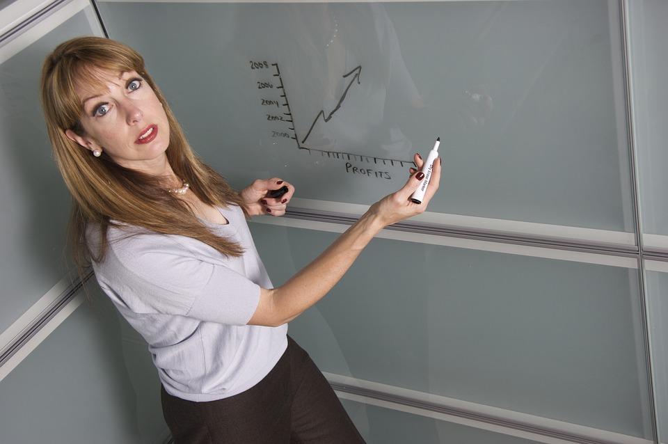 chalkboard, classroom, teacher