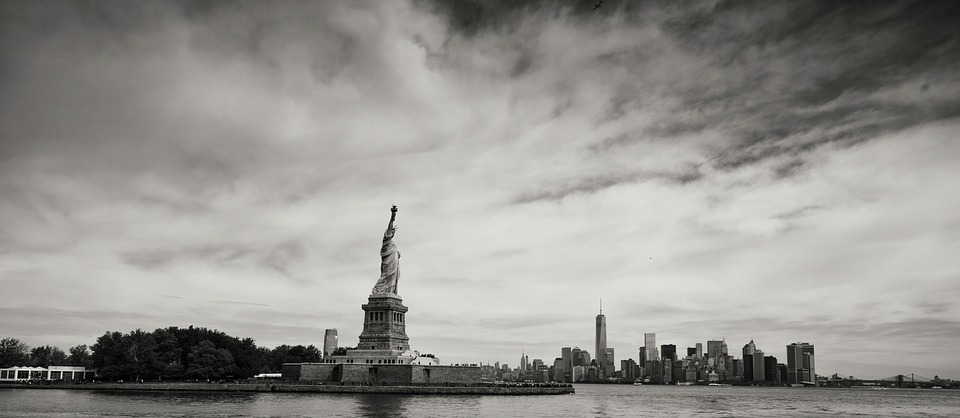 statue of liberty, liberty island, new york