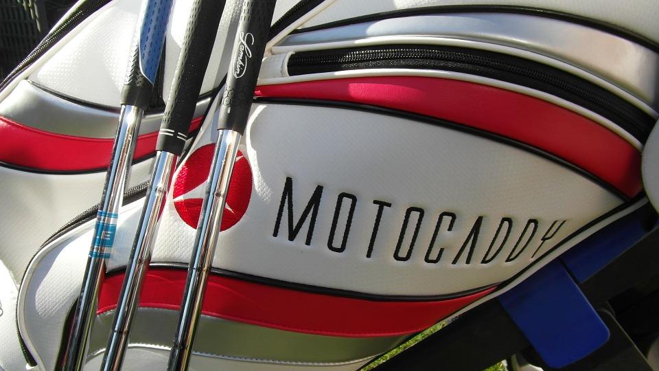 golf, golf bag, golf clubs