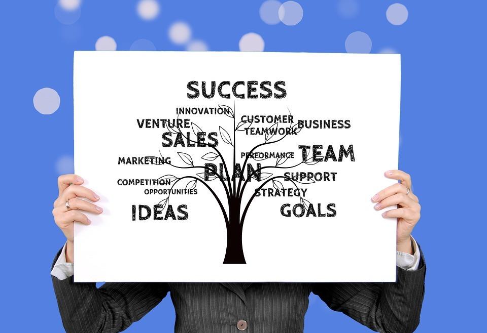 business, businesswoman, success