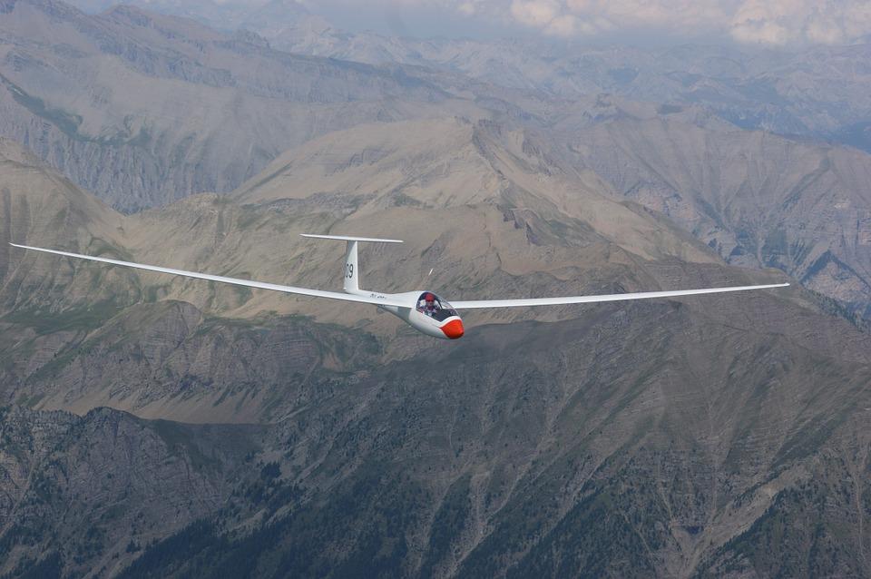 glider pilot, aircraft, sport aircraft