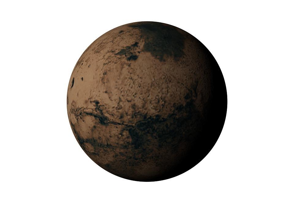mars, planet, spa