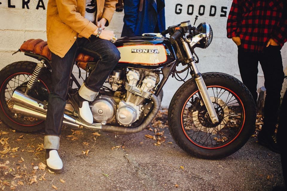 honda, motorbike, motorcycle