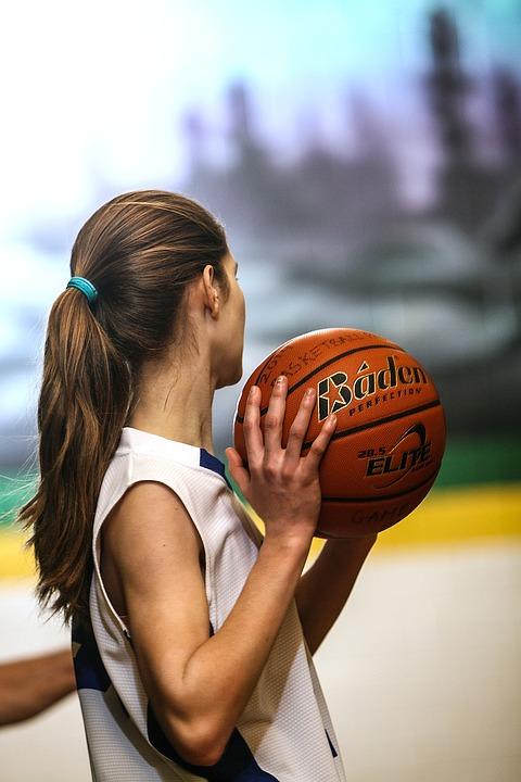 basketball, girls basketball, female