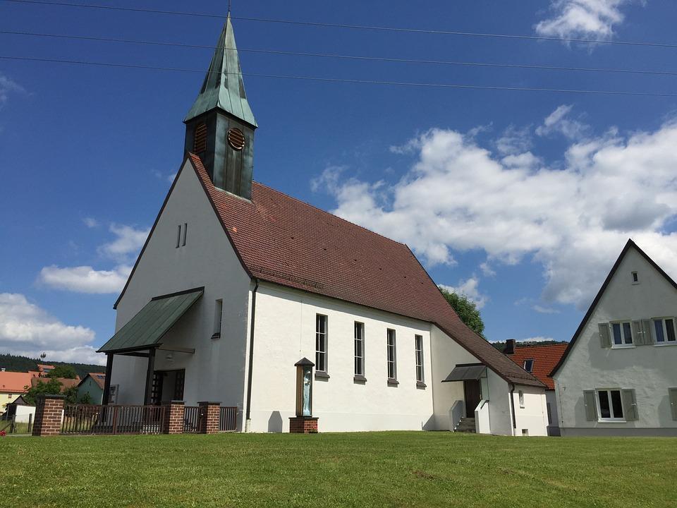 engelthal, catholic, church