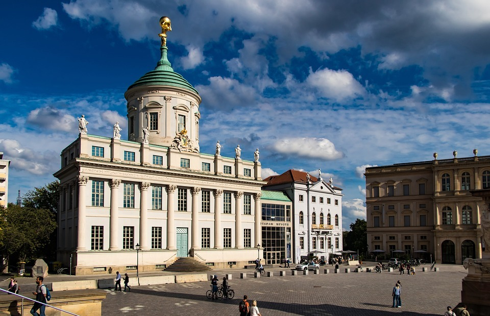 potsdam, tourist attraction, building