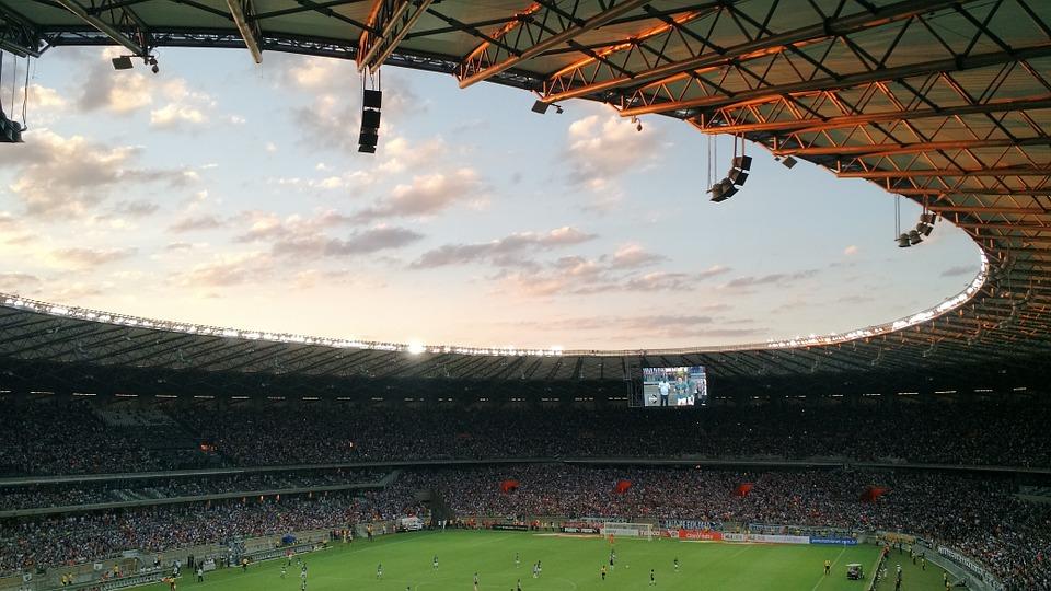 soccer, stadium, football