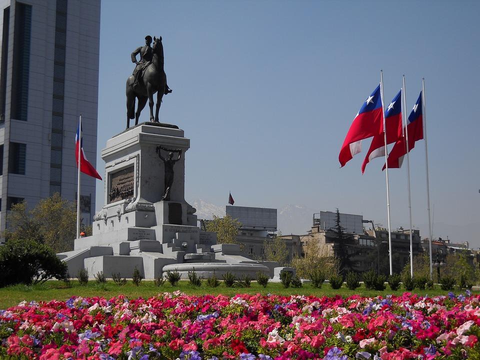monument, general, baquedano