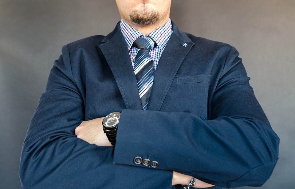 business, businessman, male