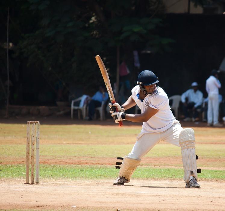 cricket, batsman, shot
