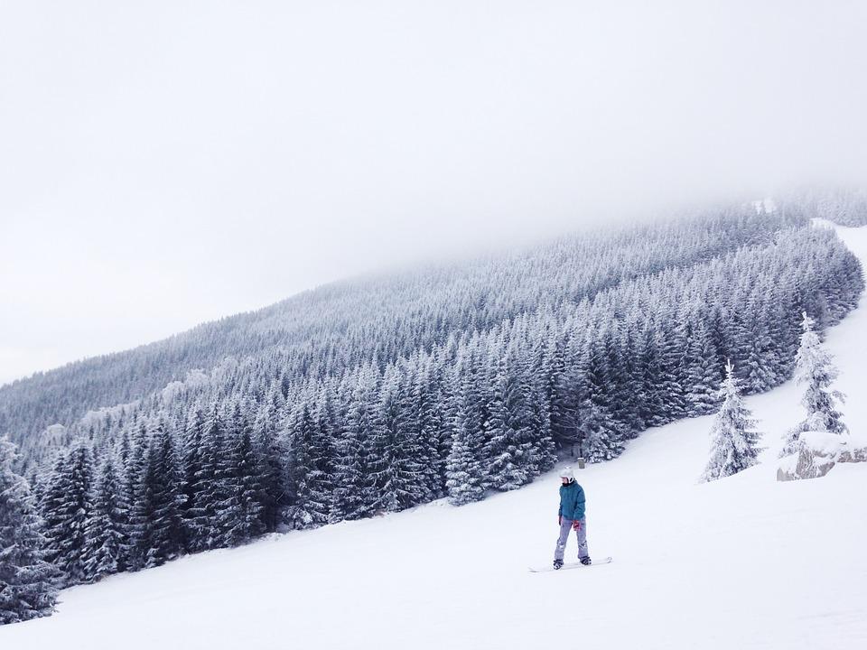 snowboarding, snowboarder, snowboard