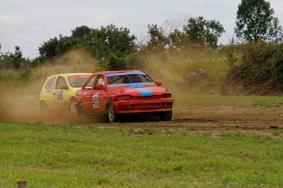 autocross, motorsport, ford