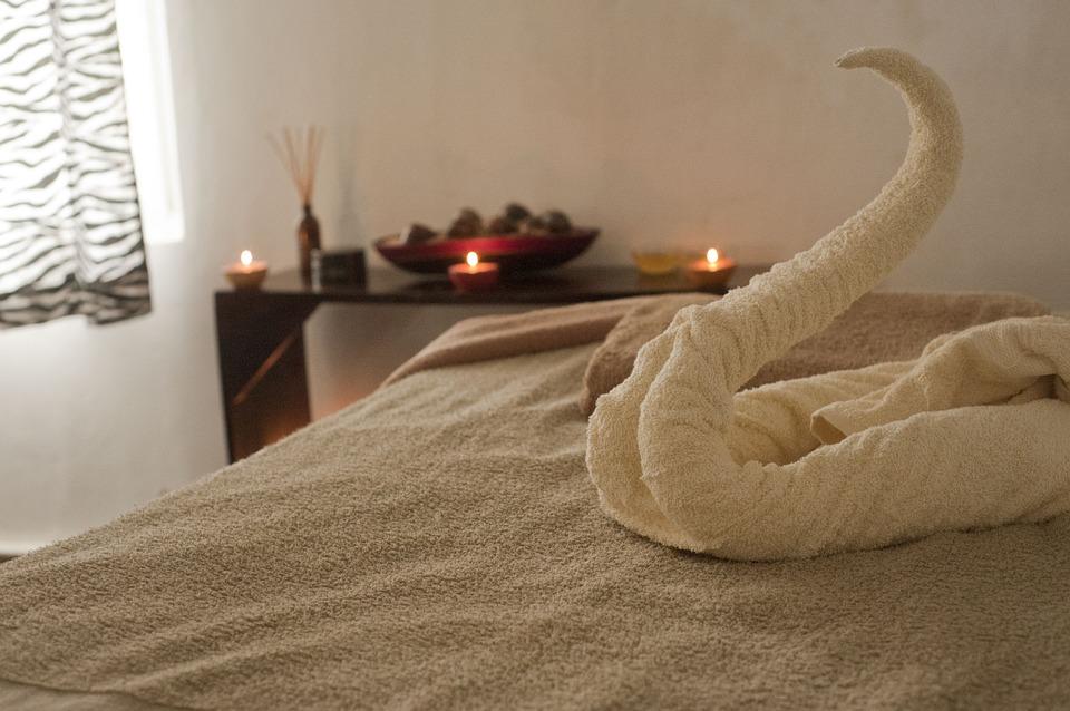 spa, relaxation, massage
