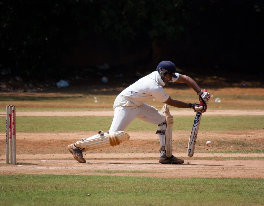 cricket, cricketer, batting