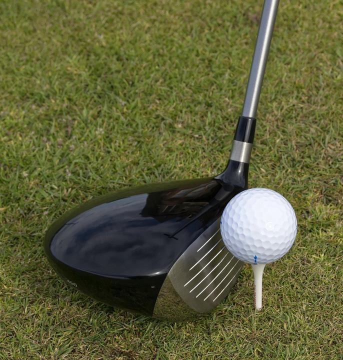 golf, ball, golf ball