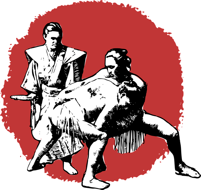 sumo wrestling, sumo, japan