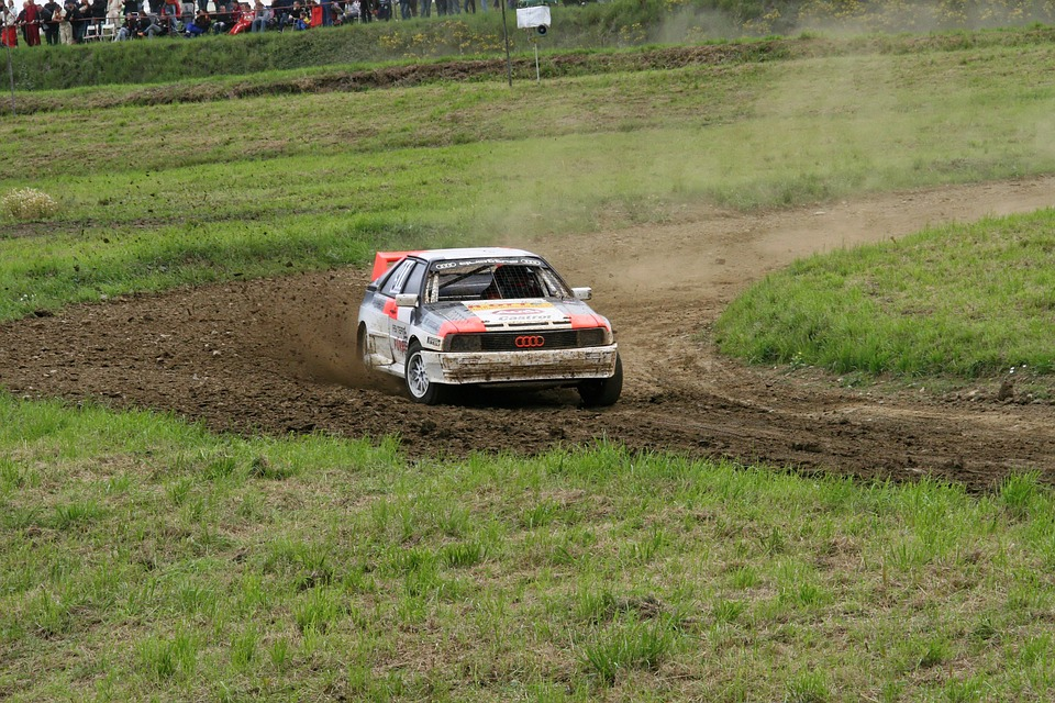 autocross, motorsport, auto