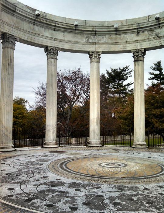 architecture, classical, temple