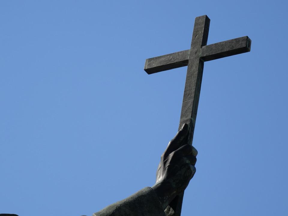 cross, catholic, religion