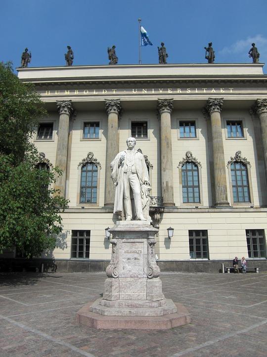 humboldt university, berlin, helmholtz